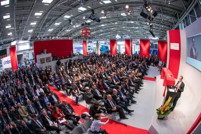Eroeffnungsveranstaltung: Alexander Dobrindt, Bundesminister fuer Verkehr und digitale Infrastruktur
